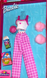 T-R-U-Exclusive-Barbie-Doll-Lingerie-Collection-Styles-Trendy-Boxer-PANTS-2001