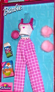 T-034-R-034-U-Exclusive-Barbie-Doll-Lingerie-Collection-Styles-Trendy-Boxer-PANTS-2001