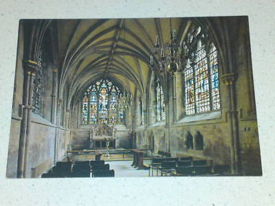 Chichester Cathedral #9 postcard