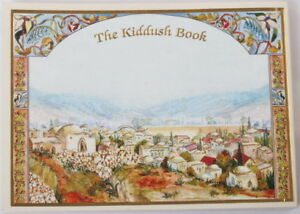Kiddush-Book-Jewish-Blessings-Shabbat-Holiday-Heb-Eng