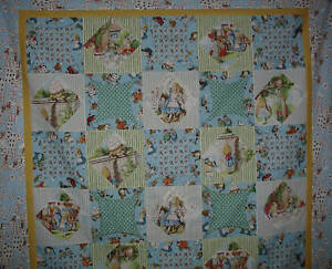 Quilt-kit-Alice-in-Wonderland-50-X50-with-borders-and-binding-pattern-included