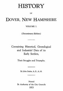 Genealogy-amp-History-of-Dover-New-Hampshire-NH