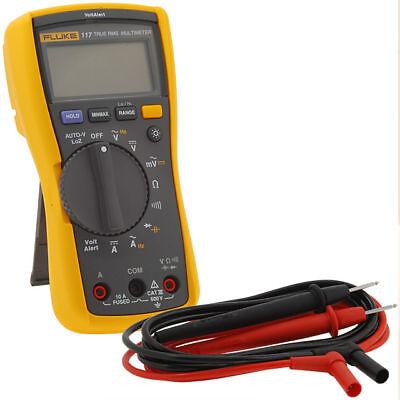 Fluke 117 Digital Multimeter Digitalmultimeter berührungslose Spannungsprüfung