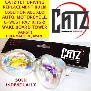 CATZ-FET-XLO-Driv-BULB-fits-Wake-Board-Tower-Bar-C-West