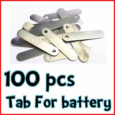 100 pcs 15g solder tab for 18650 Sub C 14500 battery