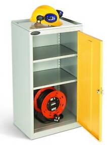 New-Metal-Small-Office-Tool-Storage-Cupboard-Cabinet