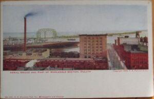 1910-Postcard-A-Birds-Eye-View-Duluth-Minnesota-MN