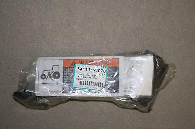 Genuine Kubota Step Support Kit 3a111-97070