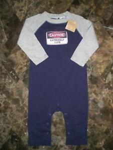 Old-Navy-Caution-Extremely-Cute-One-Piece-3-6-MOS-NWT