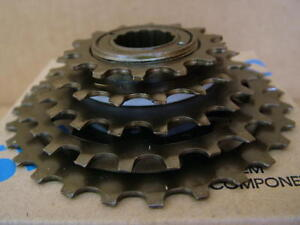 New-Shimano-5-Speed-UniGlide-UG-Freewheel-14x28