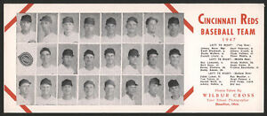 1947-Cincinnati-REDS-Unused-Team-Photo-Blotter