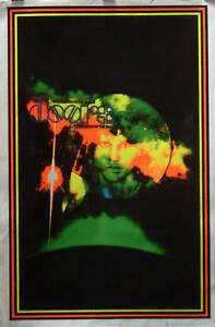 The Doors 23x35 Blacklight Poster Jim Morrison