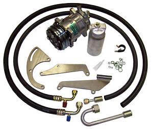 68-71-CHEVY-GMC-TRUCK-Hi-Po-BG-BL-A-C-Compressor-Upgrade-Kit-AC-Air-Conditioning