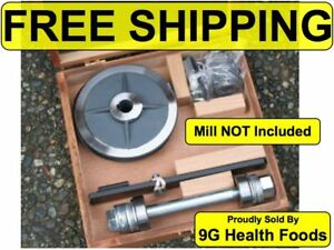Country-Living-Grain-Mill-Complete-Case-NEW