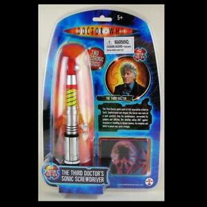 CLEARANCE PRICED Doctor Who 3rd Doctor - Sonic Screwdriver