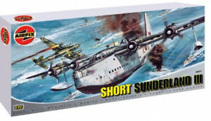 Airfix 06001 Short Sunderland III 1/72 Scale Model kit