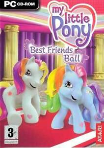 My Little Pony - Best Friends Ball - Pc (New & Sealed)
