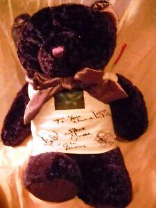 Deep-Purple-Teddy-Bear-4-Singer-Musicians-Autographed-T-Shirt