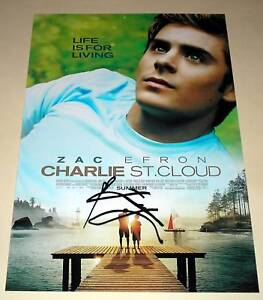 CHARLIE-ST-CLOUD-PP-SIGNED-12-X8-POSTER-ZAC-EFRON