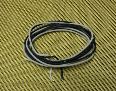 VINTAGE WAX COATED CLOTH WIRE FOR PROJECT FENDER GUITARS PICKUP WIRING  on Rummage