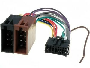 Wharfedale-Alba-Car-Radio-Stereo-Ics-162-171-182-Wiring-Harness-Connector-Loom