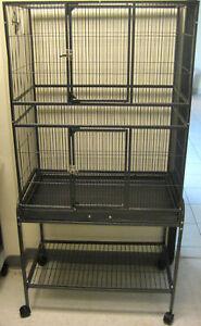 Large-3-Level-Ferret-Chinchilla-Sugar-Glider-Cage-0487