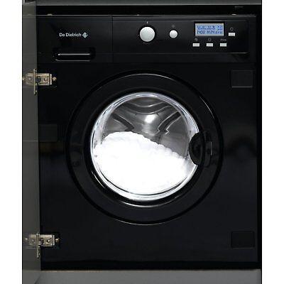 De Dietrich Dlz693bu Fully Integrated Washer Dryer