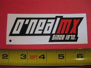 Oneal-MX-Azonic-Mountain-MTB-Bike-Race-STICKER-DECAL