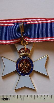 Royal Queen Victorian Britain Order Victoria England Knight Badge Knight Medal V