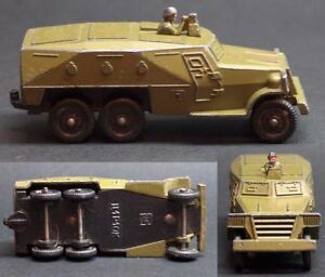 VINTAGE-SOVIET-MILITARY-ARMOURED-CAR-RUSSIA-USSR-1970s