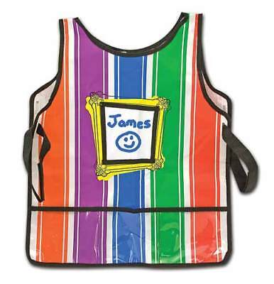 Artist Smock 4219 Painting Smock Ez Clean Melissa & And Doug