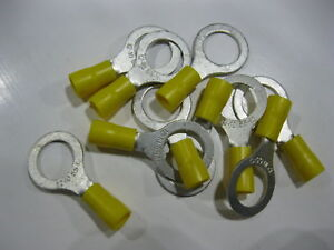 YELLOW-RING-TERMINAL-12MM-X-PKT-OF-10-PCS