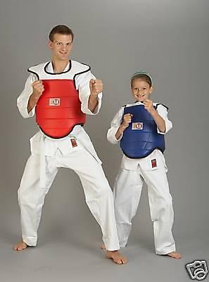 Taekwondo Wendeweste, Schutz-Weste. Gr. S - XL Ju-Sport