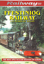 FFestiniog Railway 125 Years Of Steam