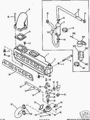 Diagram Of 1998 Mercruiser 4111021l1 Wiring Harness Diagram And