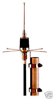 Laird NMO Type Base Station Mount Antenna VHF or UHF Whip