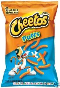 Cheez puffs