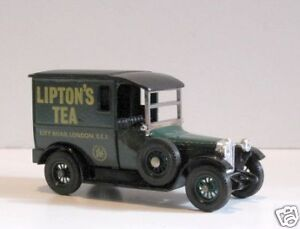 MATCHBOX MOY Y5 1927 TALBOT VAN LIPTONS TEA CITY BOXED