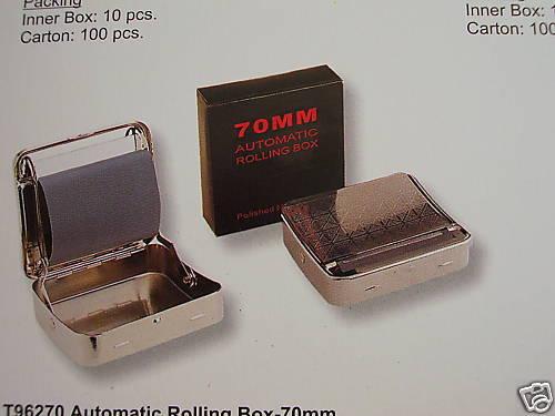 CIGARETTE-AUTOMATIC-ROLLING-BOX-MAKE-PERFECT-CIGARETTES-X2-GREAT-VALUE