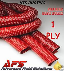 51mm-2-RED-HIGH-TEMP-FLEXIBLE-SILICONE-HOSE-DUCTING