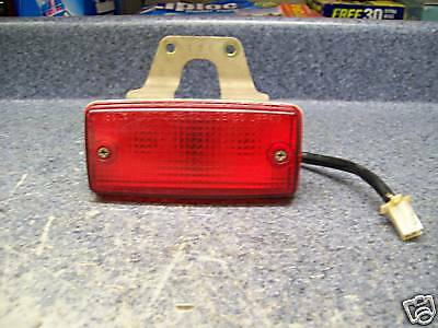 SUZUKI QUAD RUNNER 250 OEM Tail Light  #24B98