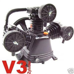 3-Zylinder-V-Aggregat-B4014-Kompressor-Kompressoraggregat-10-bar-580L-Druckluft