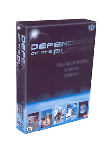 Defenders of the planet   3 dvd box  nieuw in seal