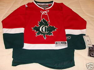 Image is loading Montreal-Canadiens-Centennial-Jersey-Youth-S-M-Hockey ... 649d78b0ac6