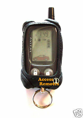 Hornet 564t 554t 745t ((leather Remote Case)) Lcd 477t