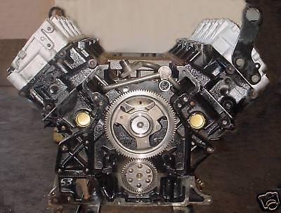 6.0 FORD POWER STROKE DIESEL LONG BLOCK ENGINE