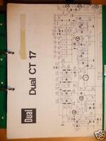 Esquema/diagrama De Cambio Para Dual Ct 17 Sintonizador, Original -  - ebay.es