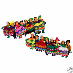 Wholesale-Pack-Discount-12-Dozen-Worry-Doll-Barrettes-Fair-Trade-Peru-Legend