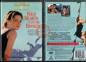 WILD-HEARTS-CANT-BE-BROKEN-girl-horse-diving-NEW-DVD-R4-Region-4-Australia