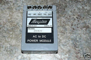ACOPIAN-24EB20-LINEAR-REGULATED-POWER-SUPPLY